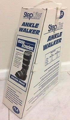 Steplite Ankle Walker High Height Easy Strider Walker Brace Easy Strider Walker Braces