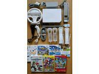 Nintendo Wii complete bundle