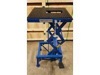 Hydraulic Mx scissor lifts ..workshop / garage
