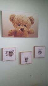 Nursey wall pictures