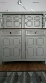 Amazing Antique Buffet Sideboard.