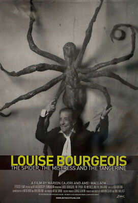 Louise Bourgeois 2008 U.S. One Sheet Poster