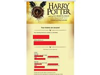 Harry Potter Tickets - Parts 1 & 2 this Saturday