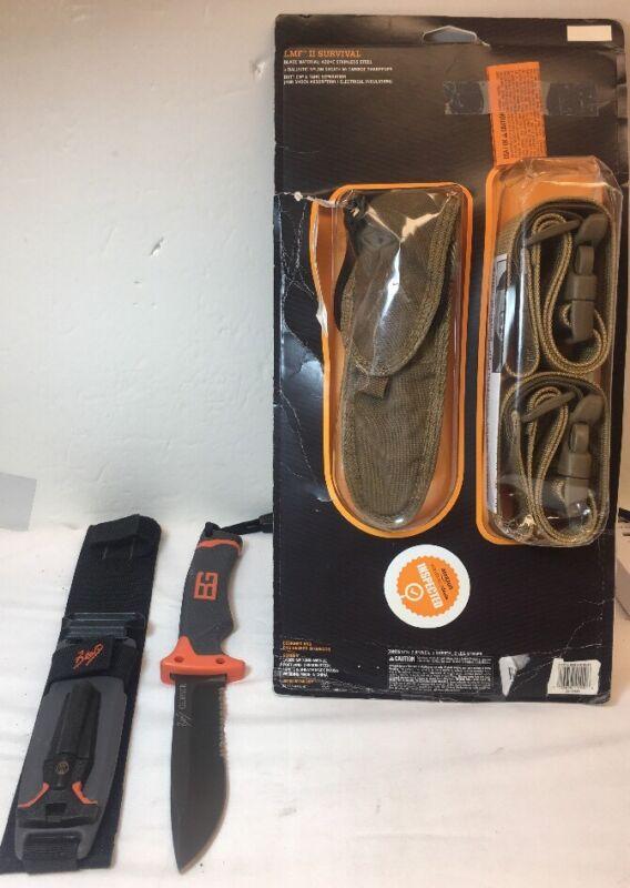 Gerber LMF II Survival knife DETAILS (p)