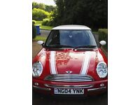 Stunning Mini Cooper for sale First to see will buy !!