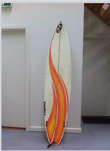 Balin surfboard Safety Beach Mornington Peninsula Preview