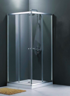 ON SALE - BRAND NEW 900 x 900 Shower Screen with base / tray