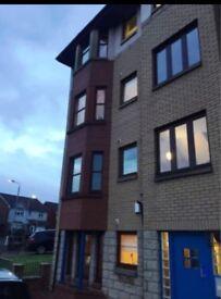2 bedroom flat in dumbarton for rent