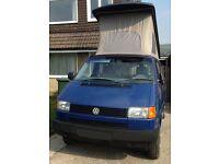 Volkswagen T4 LWB Campervan Reimo fit
