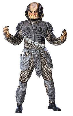 Adult Deluxe Predator Costume - Predator Kostüm