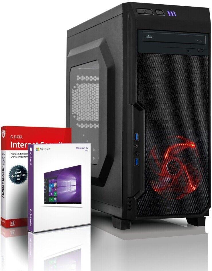 Ultra SSD Ryzen7 16-Thread - 16GB - RX550 4GB DDR5 - 512 SSD Gaming-PC Computer