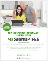 Become an Arbonne Independent Consultant.