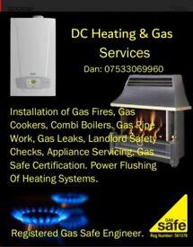 Gas engineer.gas cooker installation.boiler installation repairs servicing.gas fire installation.