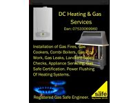 Gas engineer.gas cooker installation.boiler installation repairs servicing.gas fire installation.