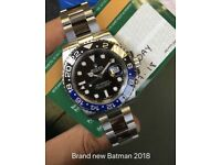 WANTED ROLEX SUBMARINER DAYTONA GMT DATE JUST