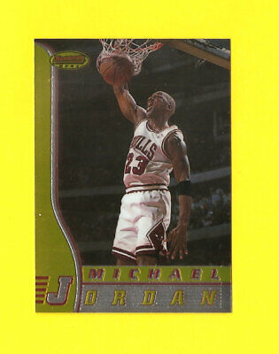 1997 BOWMANS BEST #80 MICHAEL JORDAN MINT  * FREE SHIP * CHICAGO BULLS