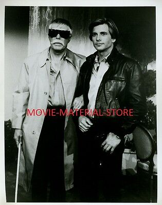Dirk Benedict George Peppard The A Team 8X10  Photo  K8016