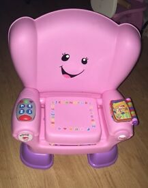 ** NEEDS GONE ASAP** Fisher price activity chair