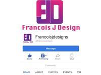Graphic and website designer