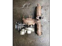 SKODA FABIA 1.9 Diesel Turbocharger