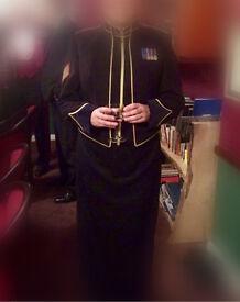 RLC female mess dress uniform
