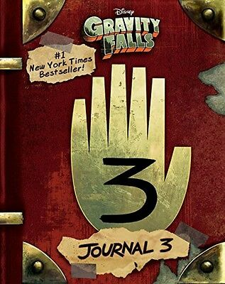Gravity Falls Journal 3  New  Free Shipping