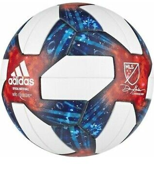 Adidas 2019 MLS Official Match Major League Soccer Ball -  100% AUTHENTIC