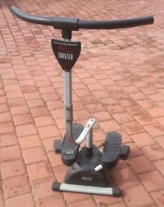 Twister cardio stepper exercise / fitness equipment