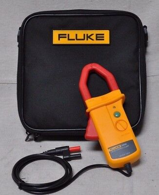 Fluke i1010-Kit AC/DC Current Clamp w/ Carry Case