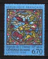 France : 1994 Yvert 2859 ( Cathédrale Du Mans ) Neuf ( Mnh ) -  - ebay.es