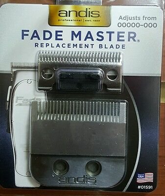 andis blade 01591 fade master