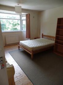 Huge Double Bedroom to Let Now till August 31st