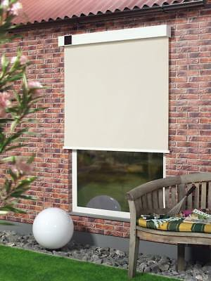 Gardinia Aussenrollo Screen - braun, 110 x 180 cm