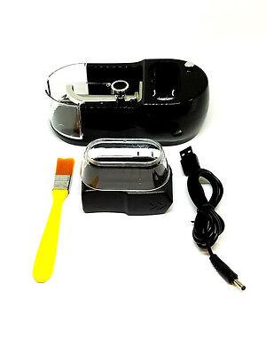 Fantasy Mini Boat Cigarette Injector - Black - New Rolling Machine