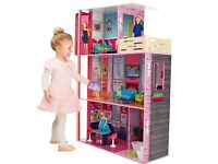 Dolls house from Toys R Us