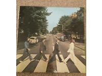 Original 1969 Abby Road Vynal