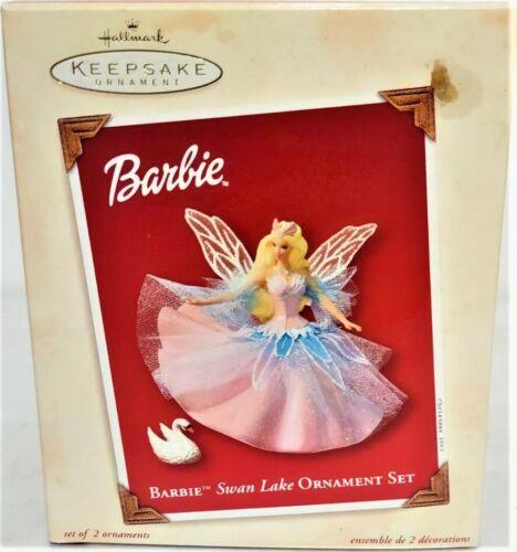 Barbie Hallmark Keepsake Ornament - Swan Lake - 2003