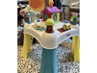 Little tikes baby toddler activity table