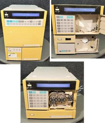 Hitachi Hplc System D-7000 L-7100 L-7200 L-7300 L7400