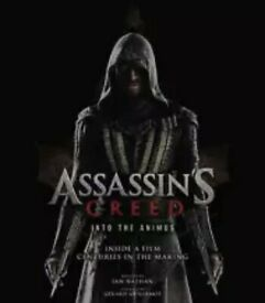 Assassin's Creed:into the Animus:Inside a Film Centuries in the Making BN Sealed
