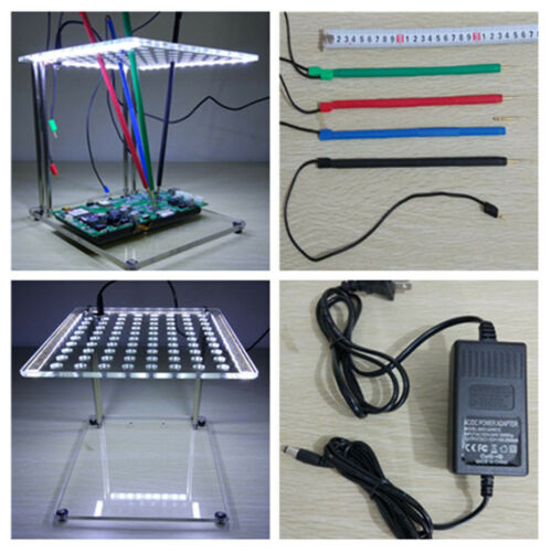 Car LED ECU Modification Programming Stand+Boot Frame Scalable Probe FG Tech BDM