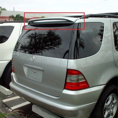 MERCEDES ML W163 1998-2005 REAR ROOF SPOILER NEW