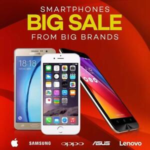 "SAMSUNG S5/S5 NEO/S6//S7/S7 EDGE/NOTE 5-Sale of New/Unlocked Phones w/Warranty""5 STORES in GTA"" 4167229406 ""Xmas Sale"""