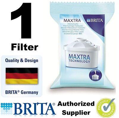 BRITA New Maxtra Water Filter Replacement Refill Jug Cartridge (1 Pack)