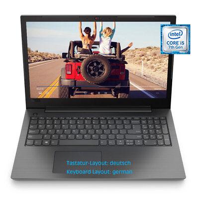 "Notebook 15,6"" Laptop Lenovo V130-15IKB i5-7200U 8GB 256GB SSD DVD Full-HD Win10"