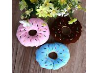 Pet Dog Cat Rabbit squeaky Donuts Toys