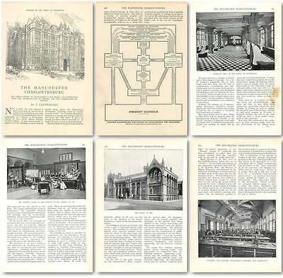1907 Manchester School Of Technology, A Northern Charlottenburg Article