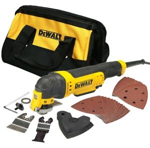 DeWalt multi-tool / oscillating tool kit