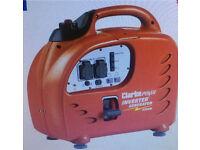 2.2kW Generator suitcase 240v caravan motorhome