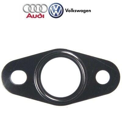 For Audi A4 TT VW Golf Upper Turbocharger Oil Return Line Gasket Genuine